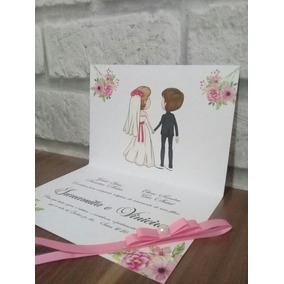 100 Un Convite De Casamento
