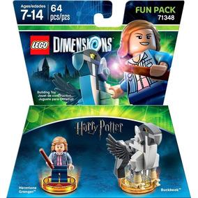 Lego Dimensions Hermione Granger - Fun Pack(71348) No Brasil
