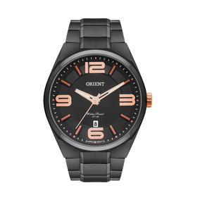 06b948d2cfb Relógio Orient Mostrador Preto - Relógios no Mercado Livre Brasil