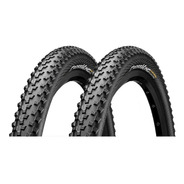 Par Pneu Continental Cross King 26 X 2.2 26x2.2 Kevlar