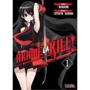 Manga - Akame Ga Kill 01 - Xion Store