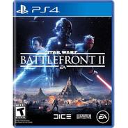 Star Wars Battlefront 2 - Ps4 Fisico Nuevo Y Sellado