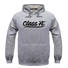 Moletom Class A Rap Nacional Blusa De Frio - Promoção. 2 cores. R  69 90 a409fc14fad