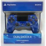 Control Ps4 Dualshock4 Azul Original Envio Gratis Zugar Game