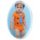 Body Bebê Fred Flinstone