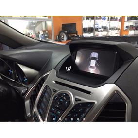 Central 3g Gps Dvd Multimídia Ford Nova Ecosport (2013-2014