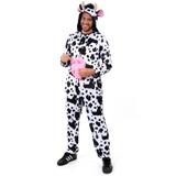 Fantasia Vaca Masculino Adulto