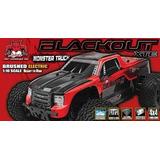 Automodelo Elétrico Redcat Blackout 1/10 Xte Red