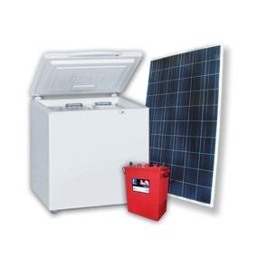 Refrigerador/ Congelador Solar Steca Pf 166