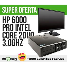 Computador Hp Core 2 Duo Dd160gb-ram 2gb Dd3-monitor Lcd18.5