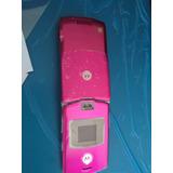 Motorola V3 Rarz.rosa. Nuevo $1299 Con Envío.