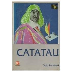 Livros-catatau - Paulo Leminski - 2ª Edição