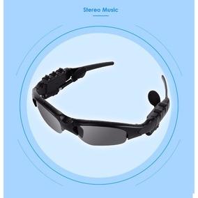 Oculos De Sol Com Fone De Ouvido Mp3 Player E Bluetooth