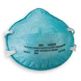 3m Health Care Década De N95 Respirador Para Partículas Y