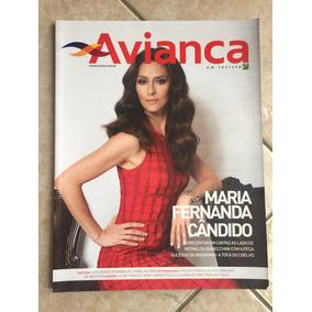 Revista Avianca Maria Fernanda Cândido Ano 2013 N°37