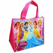 Sacola Tnt Princesas Disney 10 Unidades Lembrancinha