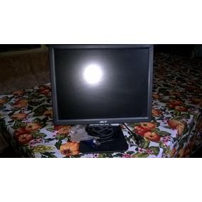 Monitor Marca Acer 15 Pulgadas Lcd
