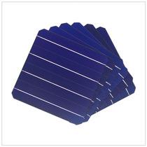 Celda Solar Monocristalina 156mm X 156mm 4.7watts Pz