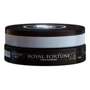 Pomada Efeito Natural/seco Royal Fortune 100g El Capitán