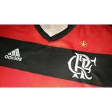 Camisa Flamengo Infantil 2013 Oficial adidas 12 Original