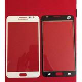 Cristal Touch Samsung N7000 I9220 Galaxy Note 1 B + Funda