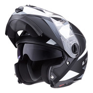 Casco Moto Rebatible Ls2 370 Easy Stripe Solomototeam