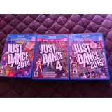 Just Dance 4, 2014 Y 2015 Wii U