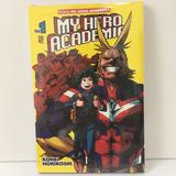 My Hero Academia 1 Vol Mangá Novo Boku No Hero Jbc