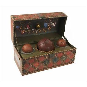 Baú Quadribol - Harry Potter - Collectible Quidditch Set