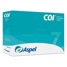 Aspel Coi 8.0 Base - 1 Usuario - Windows - Español - Cd-rom