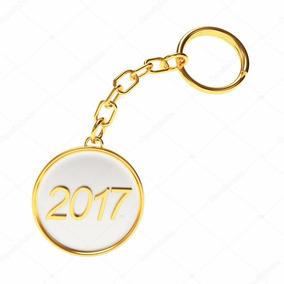 Chaveiro Dourado 2017