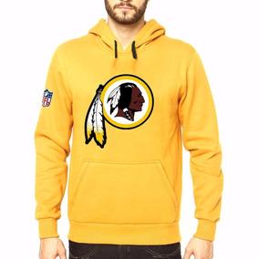 Blusa Moletom Redskins - Moletom Masculinas Amarelo no Mercado Livre ... aaed305658210