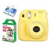 Camara Instantanea Fuji Instax Mini 8 +10fotos Amariila.