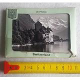 Mini Postales Antiguas Suiza
