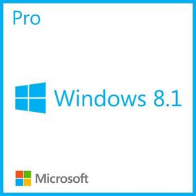 Licenciamiento Original Windows 8.1 Pro | 1 Pc