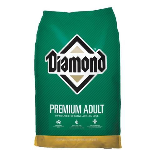 Alimento Diamond Super Premium Premium Adult para perro adulto todos los tamaños sabor mix en bolsa de 20lb
