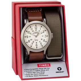 3e7c68af708 Relogio Timex Expedition T45601 Marrom Masculino - Relógios De Pulso ...