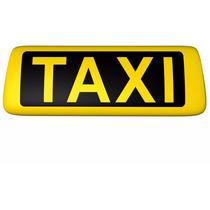 Vendo Taxi Legal Con Acciones Y Derechos