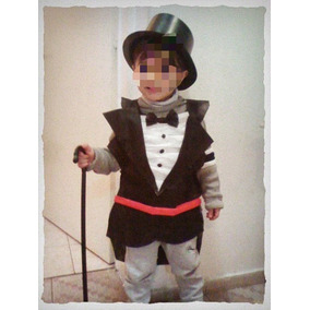 Disfraz Caballero De Epoca Niño, Frac!