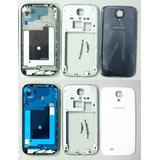 Carcaça Com Vidro Samsung Galaxy S4 I9500 L9505
