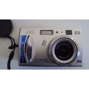 Camera Jvc Gc-qx3hd