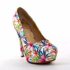 Zapatilla Pump Nairi Paradise Zapatos Mujer