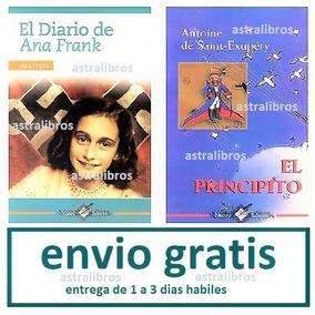 El Diario De Ana Frank + El Principito Editorial Epoca