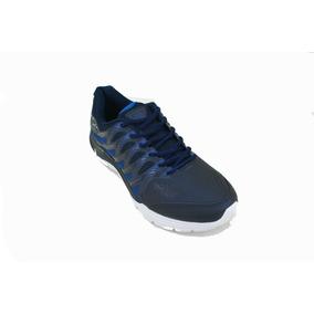 Zapatilla Olympikus Running Supra Azul Hombre Deporfan