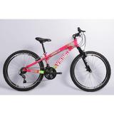Bicicleta Vikingx Tuff Freeride Aro 26 Freio V Brake Bike