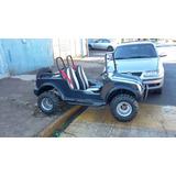 Mini Buggy Fapinha Sport Automático