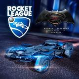 Rocket League Original Dlc Car Pack Batman V Superman Ps4