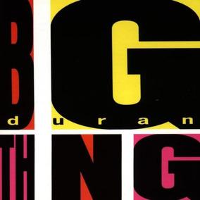 Cd : Duran Duran - Big Thing (united Kingdom - Import)