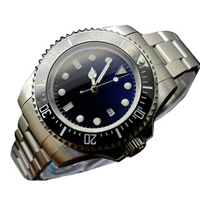 00ab54e3a55 Relógio Parnis 47mm Deep Sea Dweller Stai - 237432