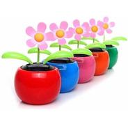 Enfeite Flor Solar - Kit 5 Peças*